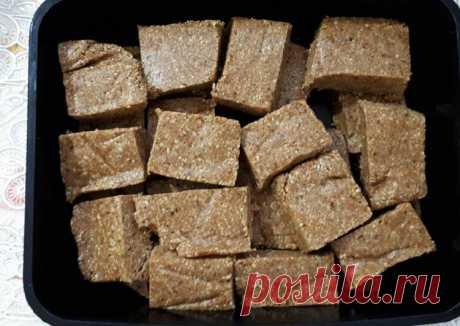 (3) ПП домашняя халва без сахара - пошаговый рецепт с фото. Автор рецепта Михаль . - Cookpad