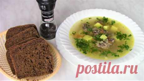 Как приготовить ароматный, наваристый и очень вкусный суп. Похлебка Петровская.