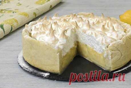 Лимонные пироги - 15 простых и вкусных рецептов