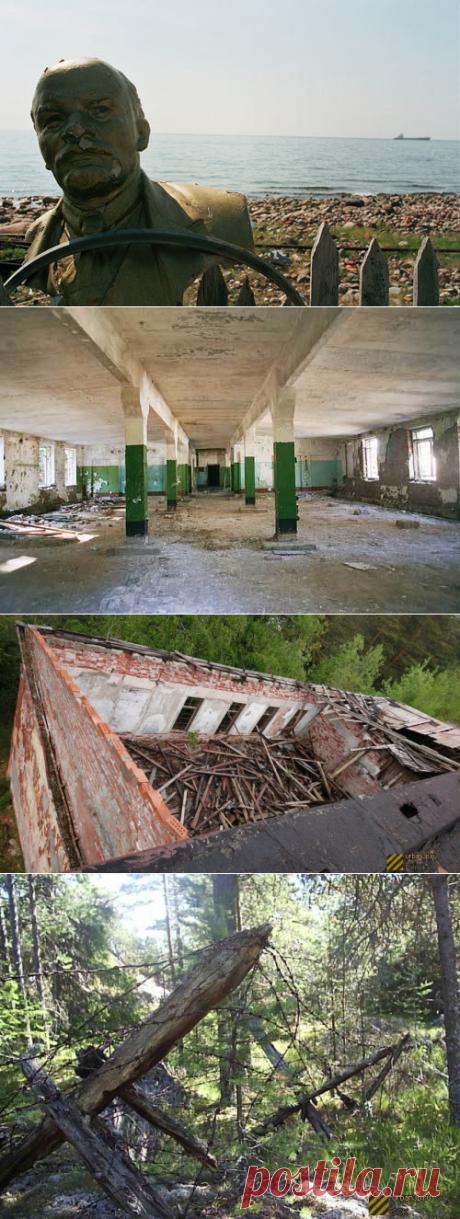 Мертвые берега: что происходит на заброшенном острове Гогланд - Hi-Tech Mail.ru