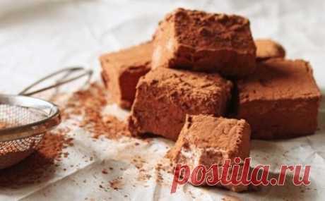 Как приготовить домашний шоколадный зефир - рецепт, ингридиенты и фотографии