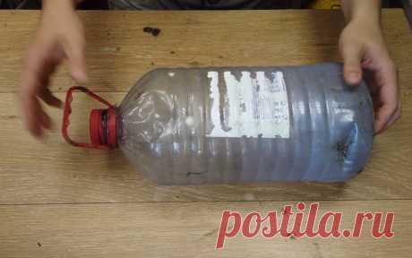 Не выбрасывай пластиковые бутылки, я знаю как дать им вторую жизнь да еще и с пользой. | СДЕЛАЙ САМ | Пульс Mail.ru Вторая жизнь не нужным бутылкам