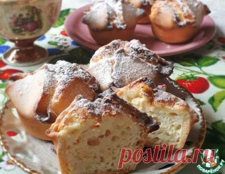 """Пирожное """"Соффиони"""" – кулинарный рецепт"""