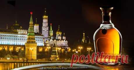 Кремлевский «коньяк»: ударная доза полезных веществ! Долгие годы оберегал здоровье членов политбюро.