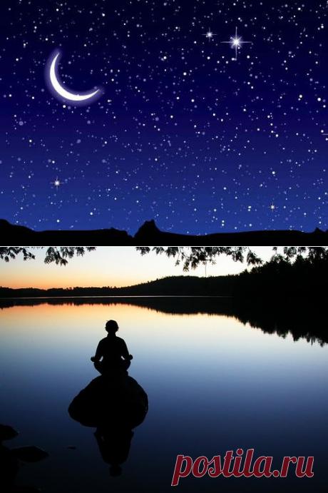Как убывающая Луна влияет на человека