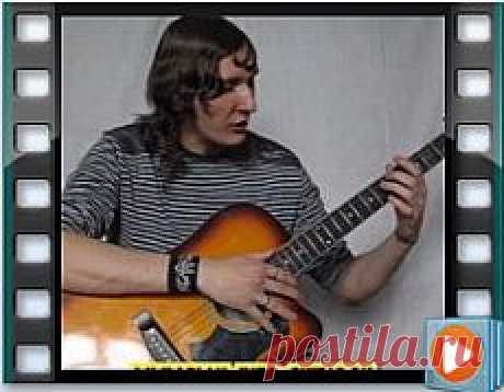 Гитарный бой и гитарный перебор | Школа игры на 6-ти струнных гитарах