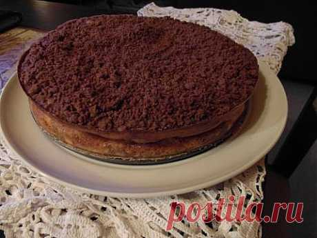 Датский торфяной пирог (tørv kage) | 4vkusa.ru