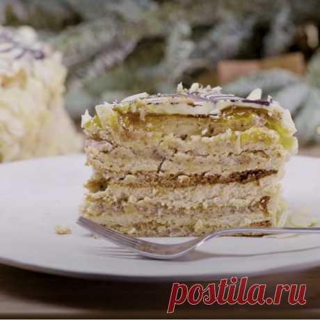 "Торт ""Эстерхази"" дома"