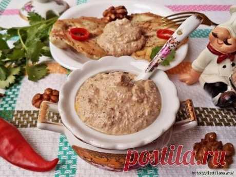 Грузинский соус Баже
