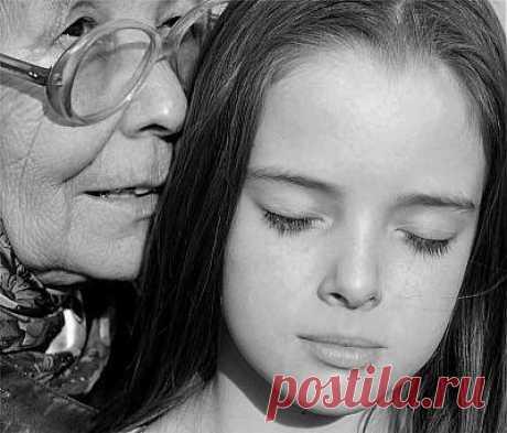 Мудрые бабушкины советы....