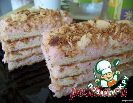 """Торт """"Экспресс"""" – кулинарный рецепт"""
