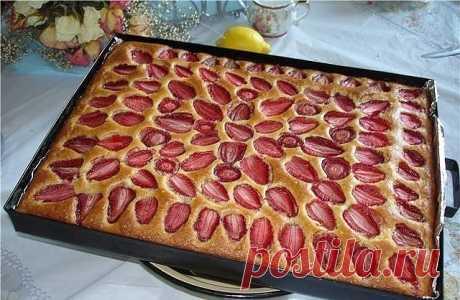 Пирог мягче шарлотки — Золотые рецепты
