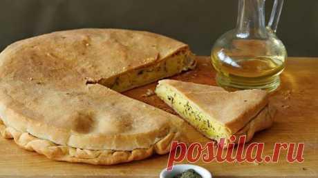 Пироги с картофелем. Картофельный пирог