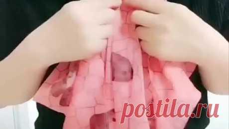 Как красиво и оригинально завязать платок