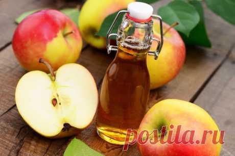 Рецепты стройности;)) Как похудеть при помощи яблочного уксуса? — Диеты со всего света