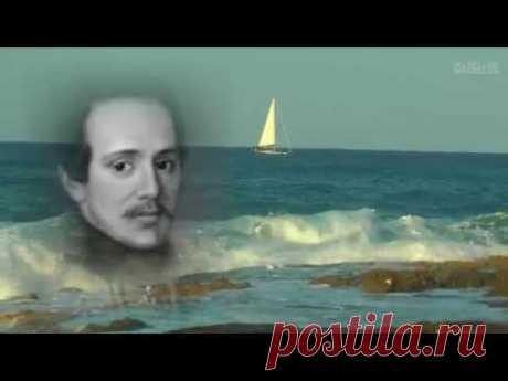 Романс Белеет парус одинокий. Лермонтов - Romance Lone White Sail. Lermontov