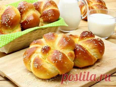 Тесто для пирожков и булочек - Великий повар - пошаговые фоторецепты
