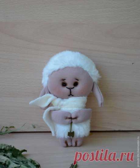 Шьем милую Овечку Бяшку