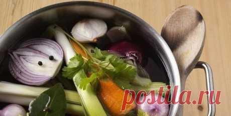 Как правильно варить овощи — Мегаздоров