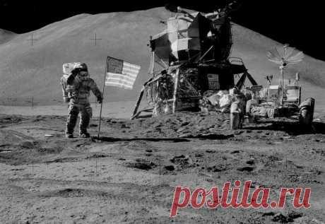 «Лунная лихорадка»: странный недуг, поразивший астронавтов после полёта на Луну   Наука и технологии