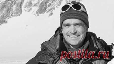 Умер британец, пытавшийся первым в одиночку пересечь Антарктиду