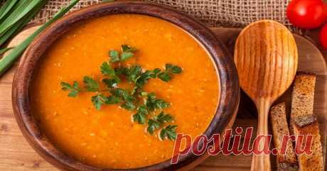 Суп для профилактики сахарного диабета 2 типа, деменции и рака (вкусно)