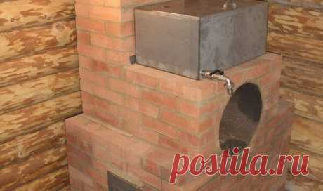 Постройка качественной банной печи своими руками | Что нам стоит дом построить | Яндекс Дзен