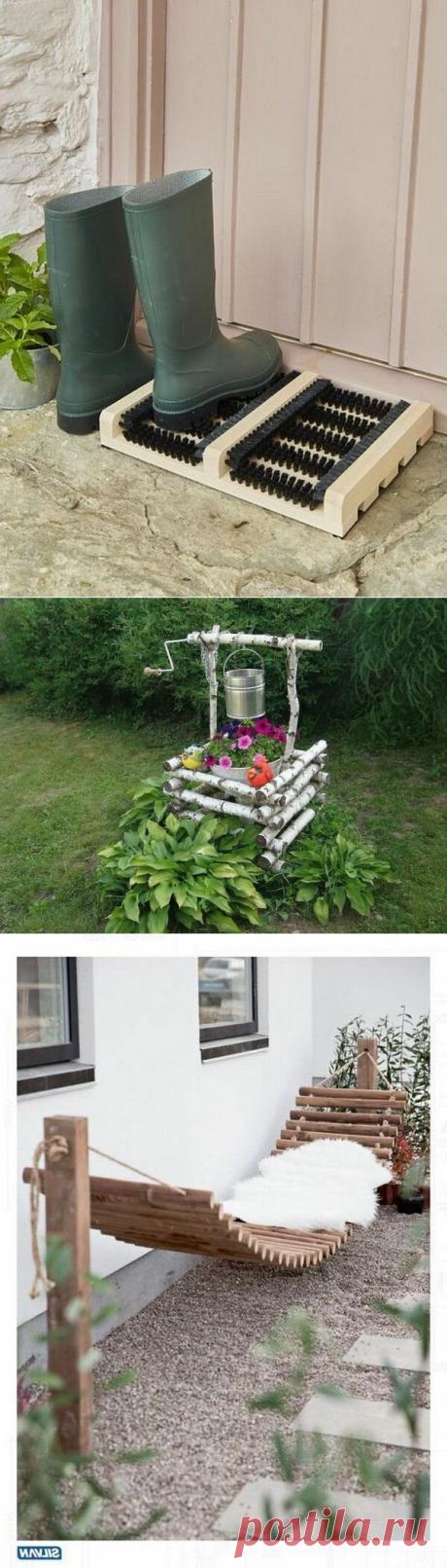 Соседям на зависть. 4 потрясающих идеи для вашей дачи. | Бабушкина дача | Яндекс Дзен