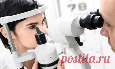 7 поводов обратиться к офтальмологу — Красота и здоровье