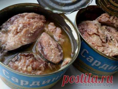 Мой вариант котлет из рыбной консервы в томатном соусе