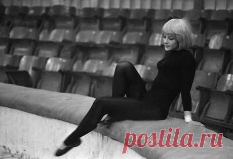 Редкие фото советских знаменитостей (27 фото) » Триникси