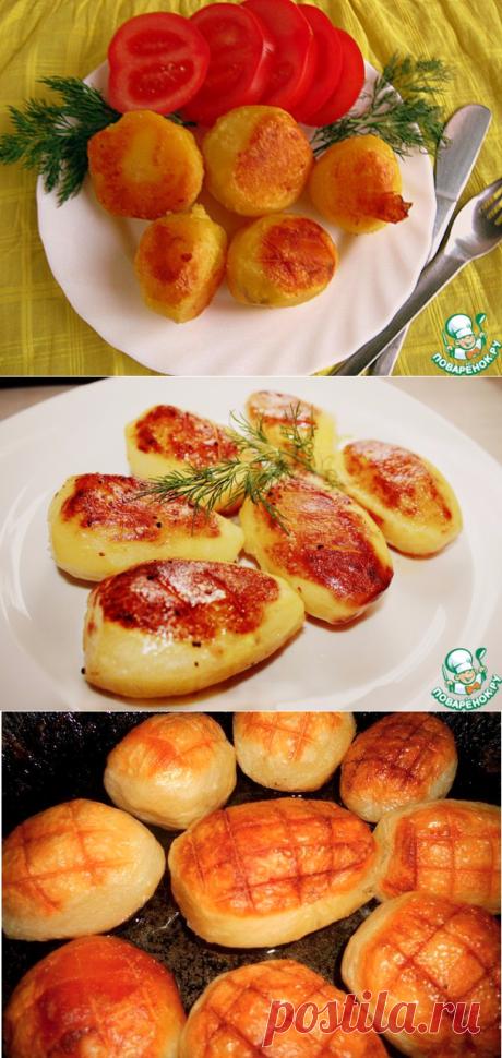 """Вкуснейший запеченный картофель """"Отмороженный"""""""