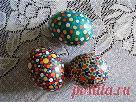 Различные виды росписи яиц, или Натуральные способы покрасить яйца - Ярмарка Мастеров - ручная работа, handmade