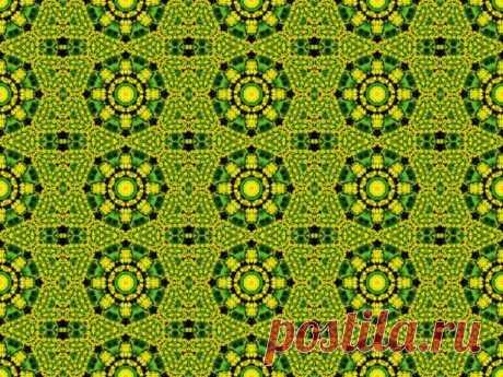 Grüne nahtlose geometrische Muster  Kostenloses Stock Bild  - Public Domain Pictures