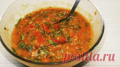 Самый популярный мексиканский соус к мясным блюдам. | Кулинарный канал ТЕСТО. | Яндекс Дзен