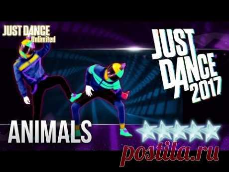 Just Dance 2017: Animals - 5 stars