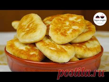 Вкуснейшие домашние ПИРОЖКИ С КАРТОШКОЙ  Patties With Potatoes - YouTube