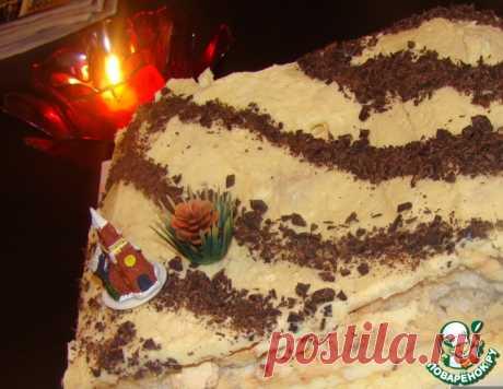 Торт-безе – кулинарный рецепт