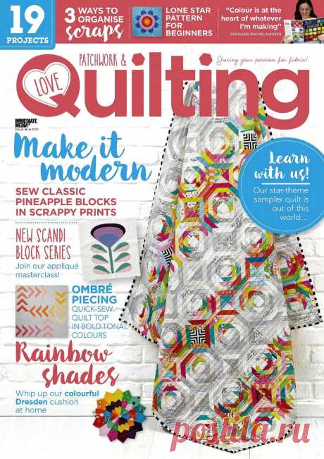 Love Patchwork & Quilting №86 2020