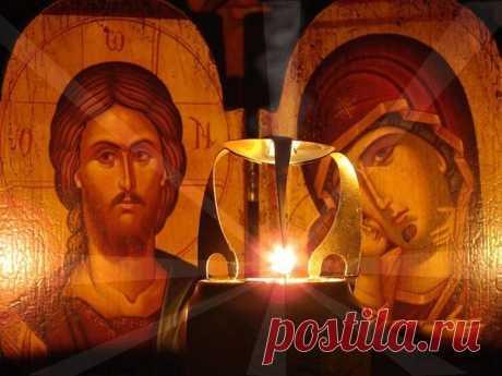 """Молитва-оберег """"Семь крестов"""" для всей семьи"""