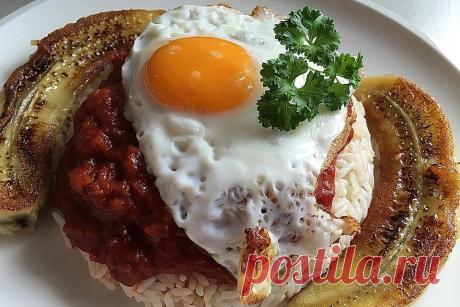 Рис как на Кубе: блюдо, которое не хотелось пробовать, а оказалось — вкусно   ЯЖЕПОВАР   Яндекс Дзен