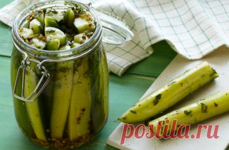 Вкуснота из огурцов: 10 секретных блюд поваров