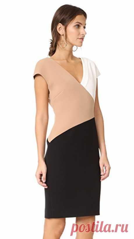 Выкройка летнего платья с v-образным вырезом (Шитье и крой) — Журнал Вдохновение Рукодельницы