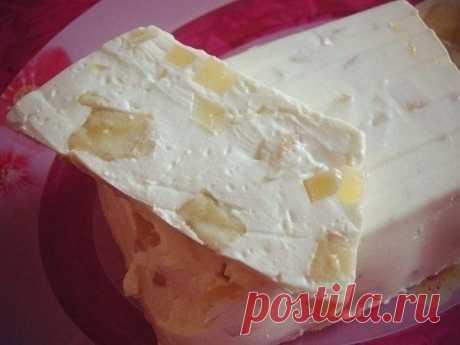 Творожный десерт Старая Рига - воздушный и нежный