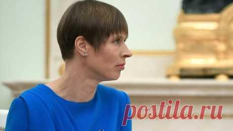 Президент Эстонии -КЕРСТИ КАЛЬЮЛАЙД