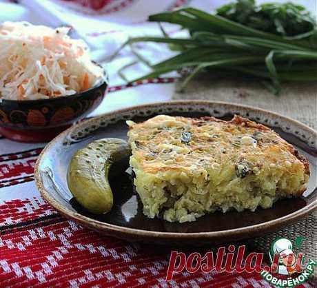 Старорусская оказия - кулинарный рецепт