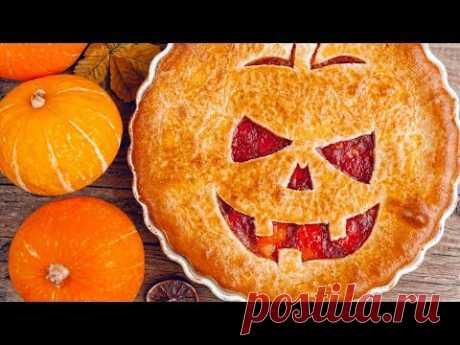 Пирог с ТЫКВОЙ в духовке ВЫПЕЧКА Pumpkin pie recipe  Рецепт - YouTube  #Тыквенный #пирог или пирог из тыквы в духовке. Очень простой рецепт. #Pumpkin pie recipe. Пирог с тыквой песочное тесто