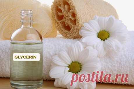 Как использовать глицерин в быту?