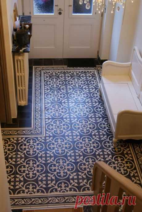 Вдохновляющие идеи использования керамической плитки