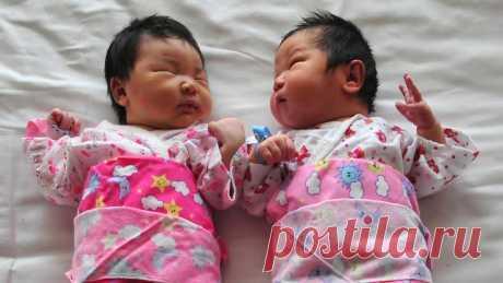 Генетически модифицированные дети-близнецы родились в Китае